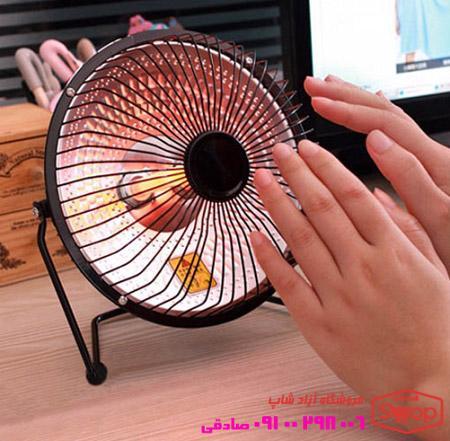 خرید هیتر برقی کوچک بخاری برقی